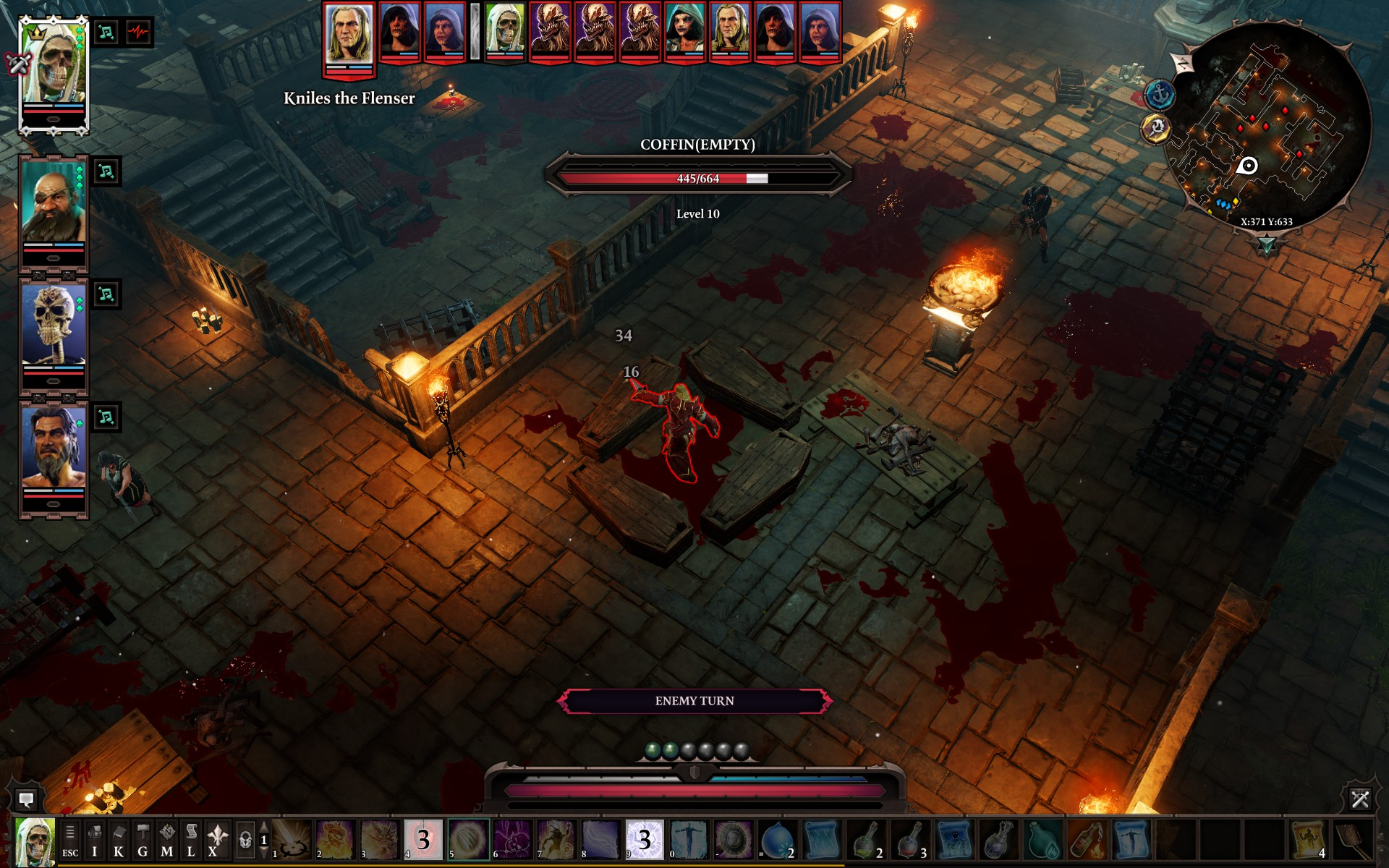 Tactician mode feels busted | Divinity - Original Sin 2